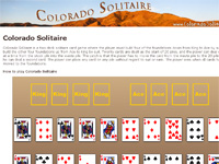Colorado Solitaire