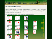 Shamrocks Solitaire